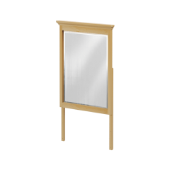 Mirror - Modular Design - 3142 - Natural