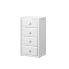 Dresser - Modular Design - 4 Drawers - 2343 - White