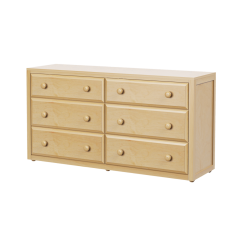 Dresser - Modular Design - 6 Drawers - 6032 - Natural