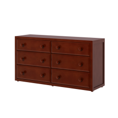 Dresser - Modular Design - 6 Drawers - 6032 - Chestnut