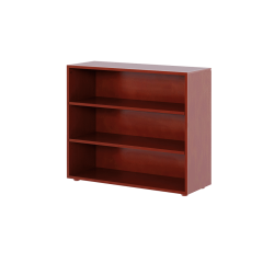 Bookcase - Modular Design - 3 Shelf - 3832 - Chestnut