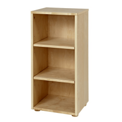 Bookcase - Modular Design - 3 Shelf - 1532 - Natural