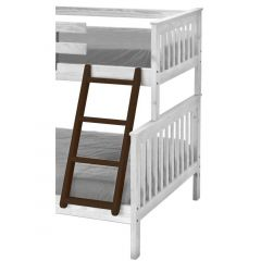 "Solid Wood Ladder - Cottage Collection - 4712 - Angled - for 72-73"" H - Brindle"