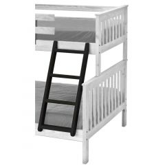 "Solid Wood Ladder - Cottage Collection - 4712 - Angled - for 72-73"" H - Espresso"