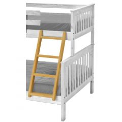 "Solid Wood Ladder - Cottage Collection - 4712 - Angled - for 72-73"" H - Classic"