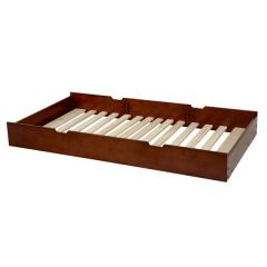 Trundle Bed - Modular Design - Twin - Chestnut