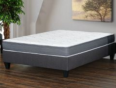 "Memory Foam Mattress - Italian Collection 8"" - Queen"
