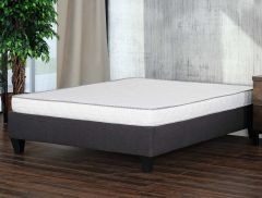 "6"" Full Size HD Foam Mattress. Made in Italy"