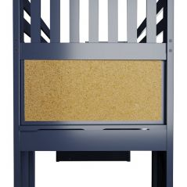 Cork Board - All in One Design - Blue