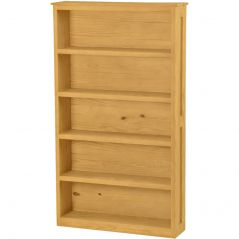 Solid Wood Bookcase - Cottage Collection - 4273 - Classic
