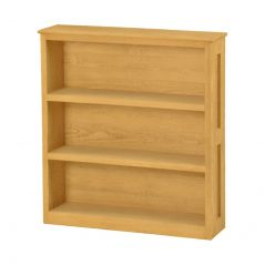 Solid Wood Bookcase - Cottage Collection - 4245 - Classic