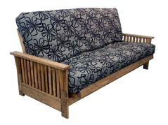 Futon Frame - Mission Style - Full - Early American
