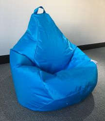 Bean Bag - Tear Drop Style - 35x43 - Blue C