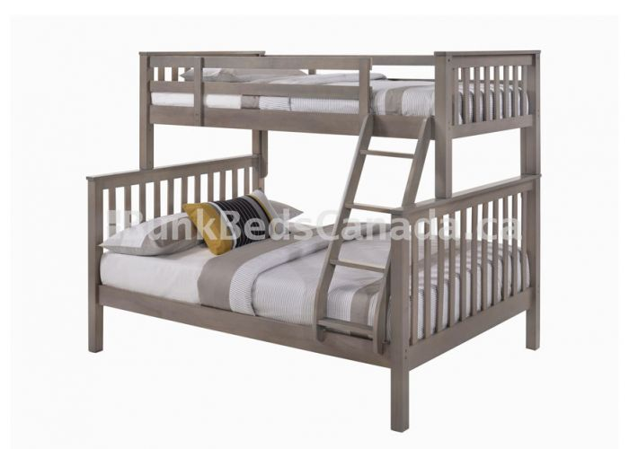 Nootka Bunk Bed Twin Over Full Exclusively At Bunk Beds Canada