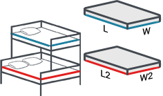 Learn about<br>Learn About Bunk Bed Sizes