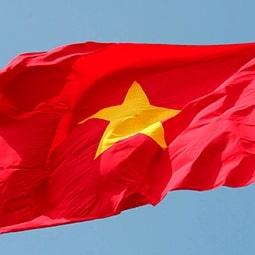 Manufactured in Vietnam