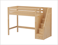 Staircase Loft Beds