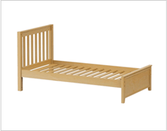 Low Profile Footboard