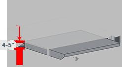 4-5 inch mattress thickness