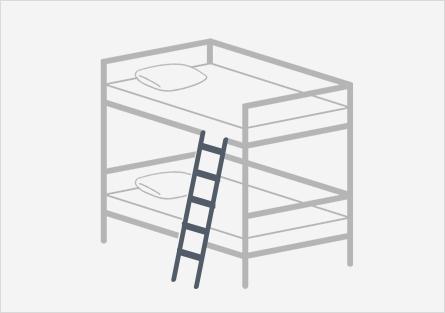 2. Angled Ladder