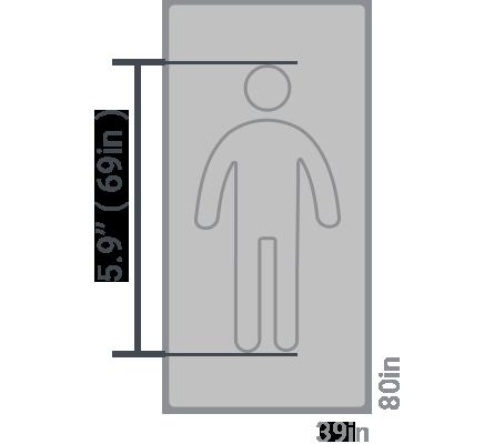 Single XL Size Mattress